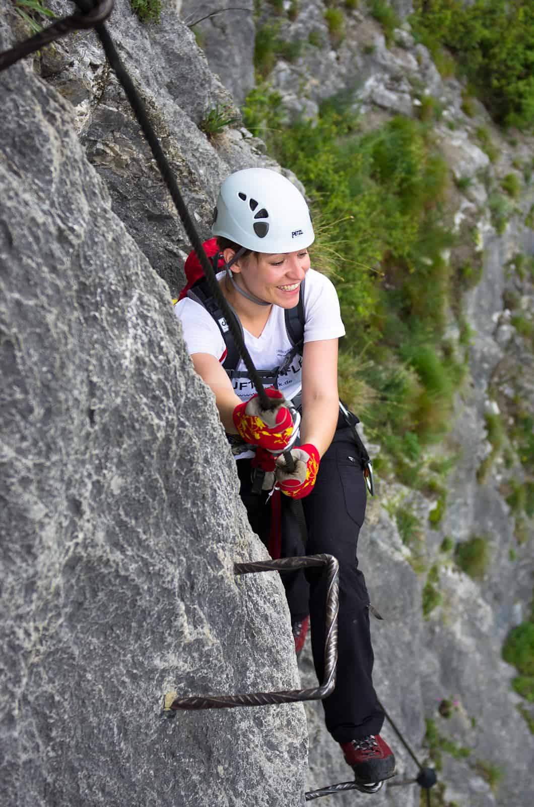 Kaiser Max Klettersteig Innsbruck