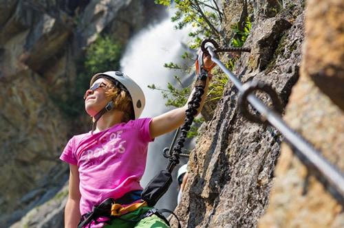 Klettersteig Oetztal : Klettersteig reinhard schiestl Österreichs wanderdörfer
