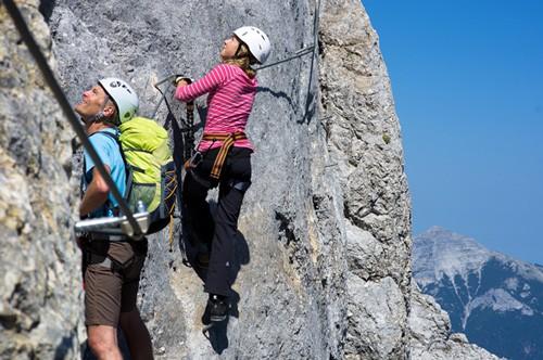 Klettersteig Tirol : Die top klettersteige in tirol archive allesklettersteig™